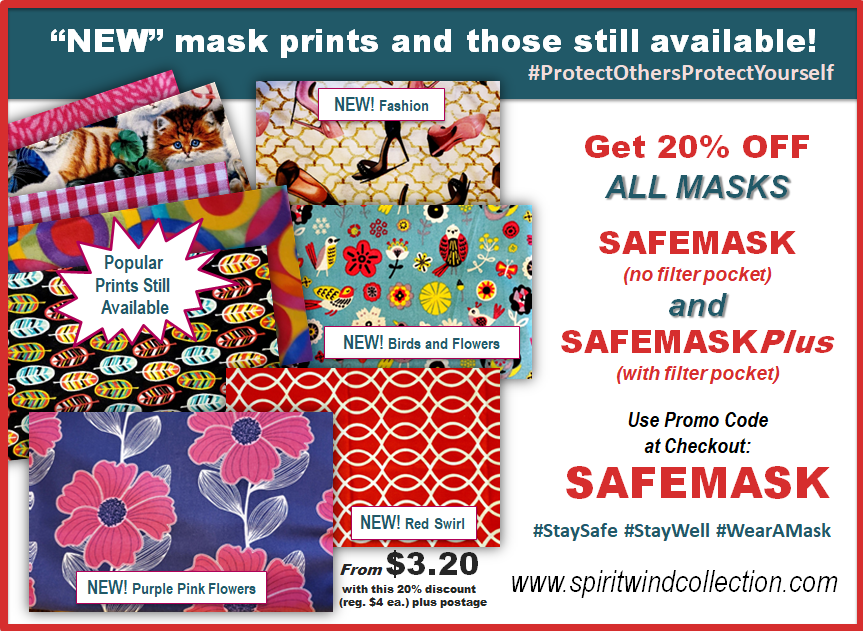 New colorful prints ad