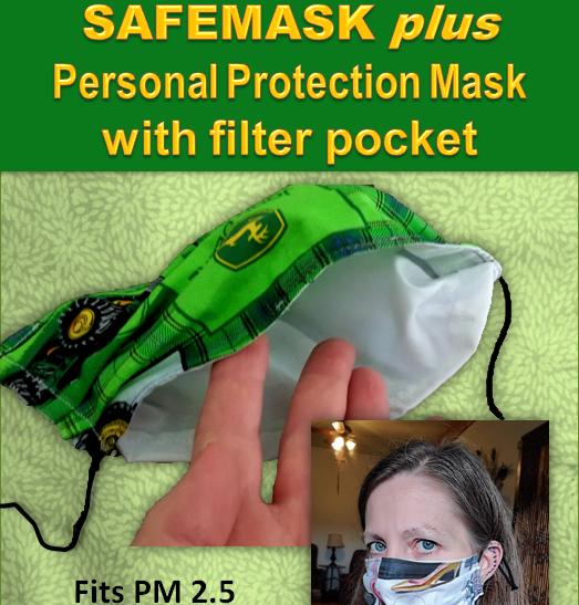 Safemask PLUS ad square
