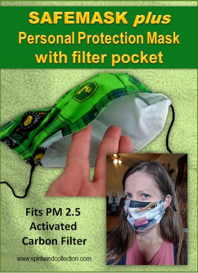 Safemask PLUS ad